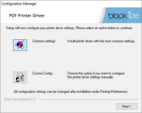 pdf printer not installed windows 7
