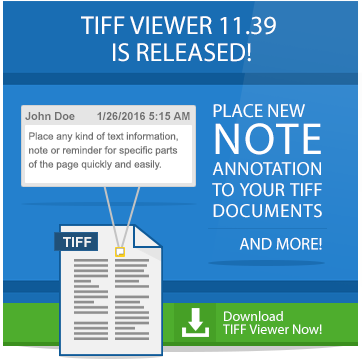 TIFF Viewer 11.39 is released!