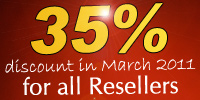 35% Reseller Discount image