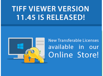 TIFF Viewer 11.45 is released!