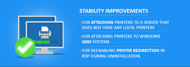 Print2RDP version 6.23 is released!