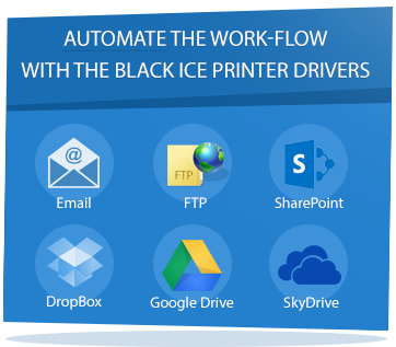 Download the latest release of Black Ice Printer Drivers!