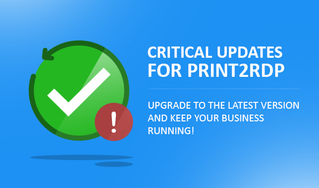 Print2RDP version 6.41 is released!