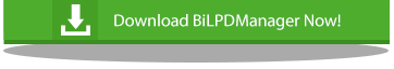 BiLPDManager 2.07 is released!
