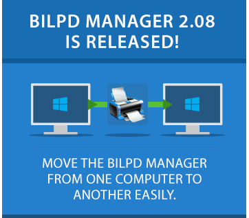 Try BiLPD Manager 2.08 Now!