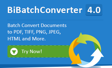 BiBatchConverter 4.00 with Dozens of New Features!