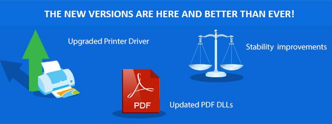 NEW! Document Converter Server and BiBatchConverter
