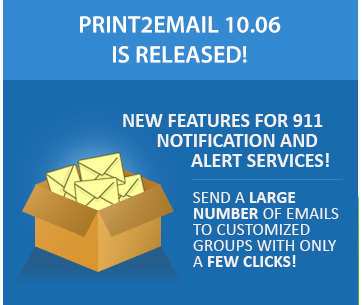 Try Print2Email 10.06 Now!