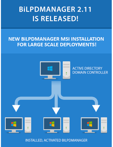 Try BiLPDManager 2.11 Now!
