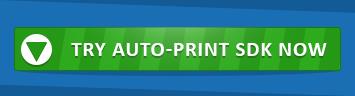 Auto-print SDK