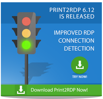 Print2RDP 6.12 is released!