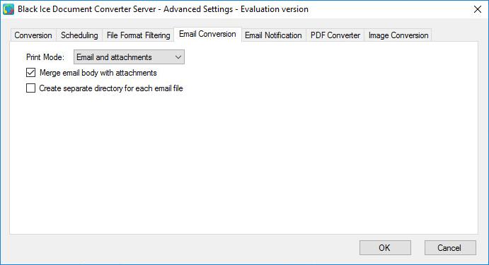 Black Ice Document Converter Server - Document Converter