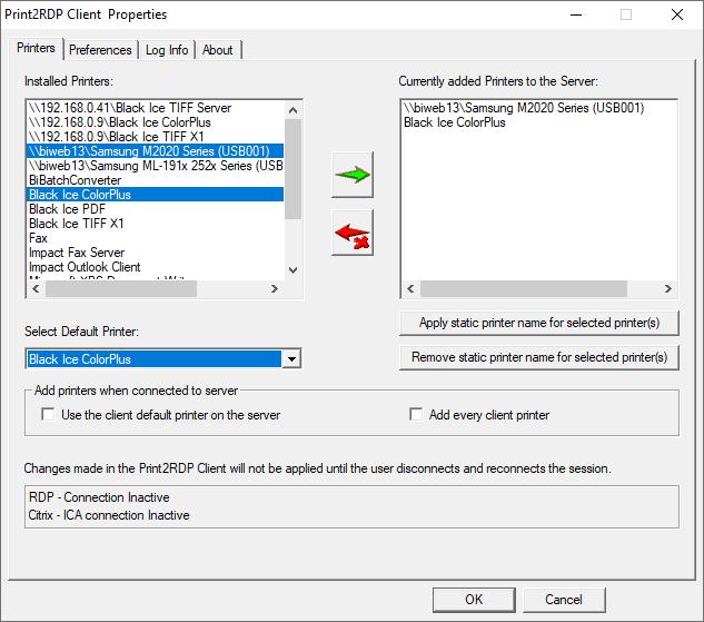 Print2RDP - Print2RDP - Black Ice Software